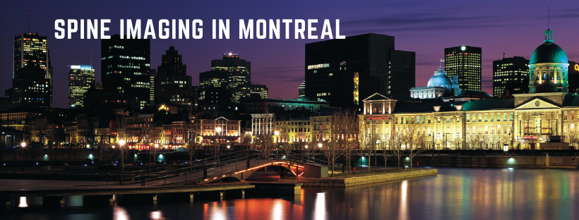 Spine Imaging in Montreal